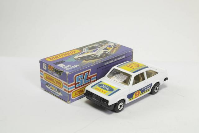 Picture Gallery for Matchbox 9f Ford Escort RS2000