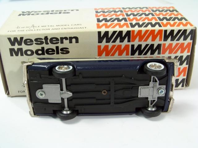 Picture Gallery for Western Models WMS51X 1958 Plymouth Belvedere
