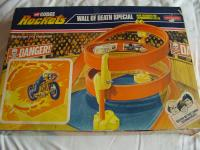 Picture Gallery for Corgi Rockets 2062 Wall of Death Special
