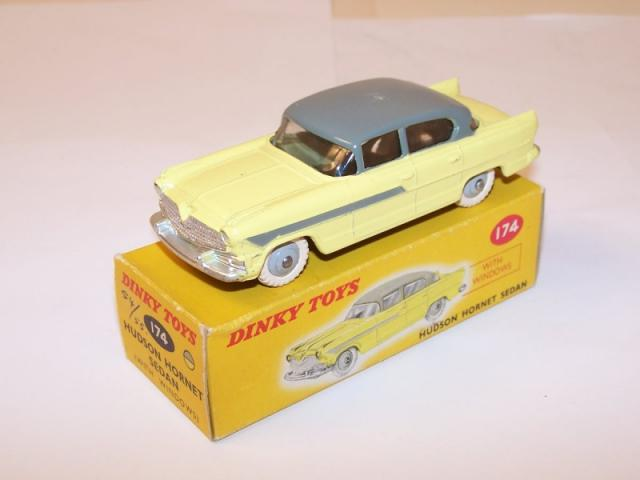 Picture Gallery for Dinky 174 Hudson Hornet