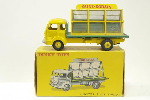Beautiful 829d Vintage Dinky 33an Simca Cargo Mover Bailly Rpt Toys, Hobbies