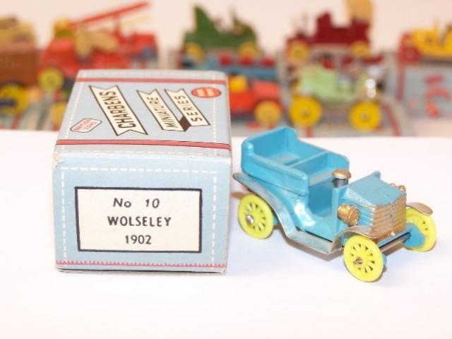 Picture Gallery for Charbens 10 Wolseley 1902