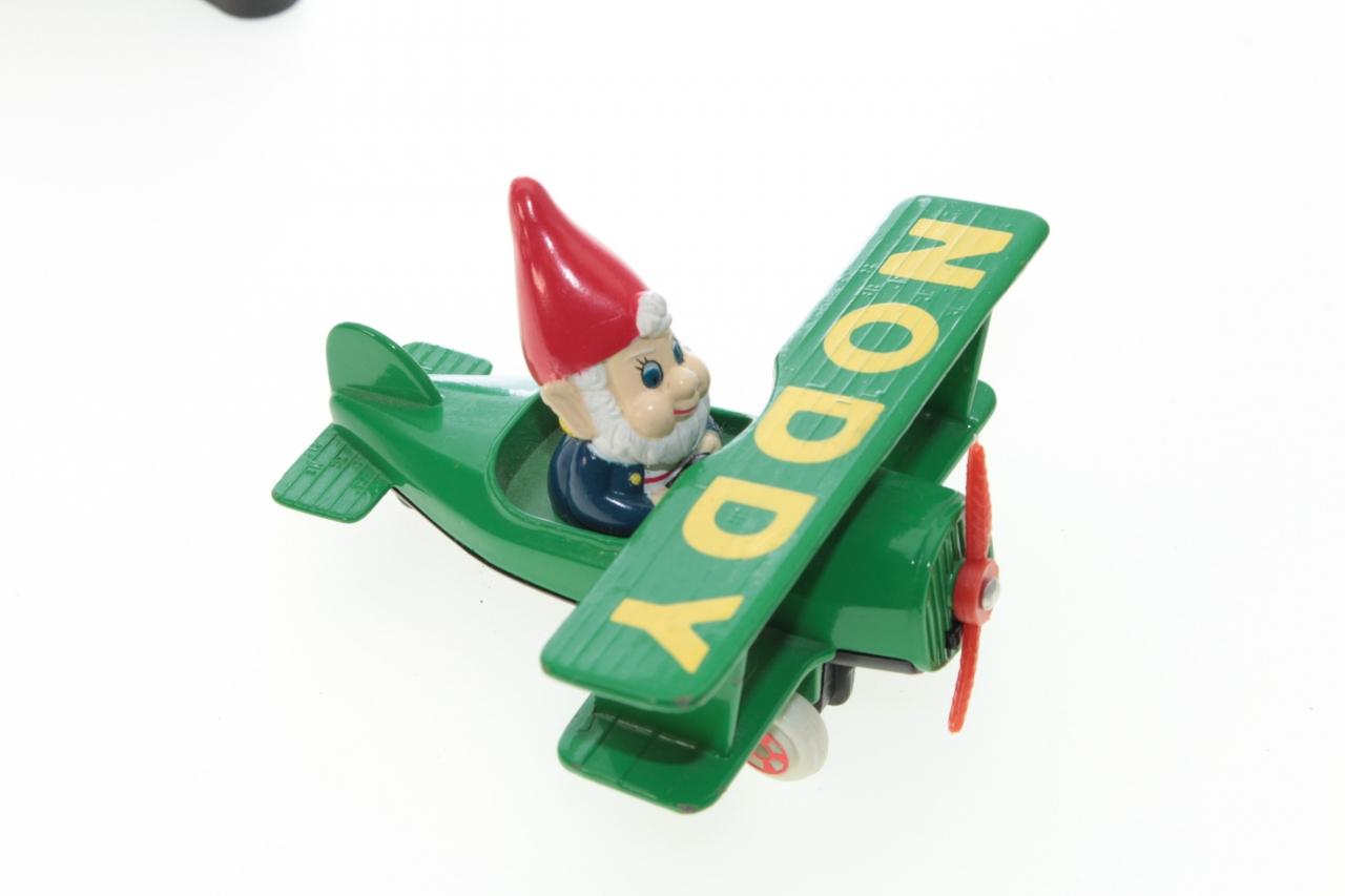 ERTL #1167 - Big Ears Bi Plane - Noddy