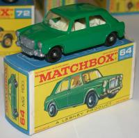 Picture Gallery for Matchbox 64b MG 1100