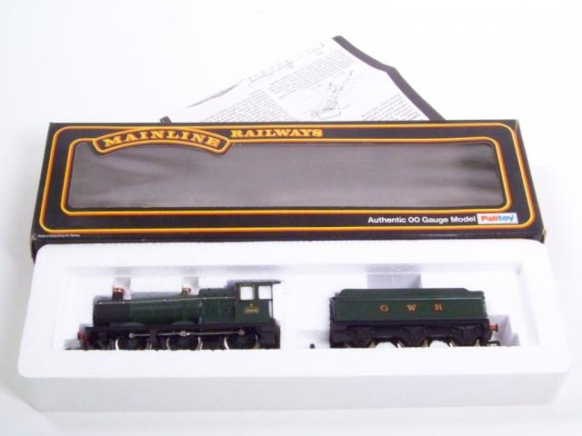 Picture Gallery for Mainline 37058 Collet Class Loco