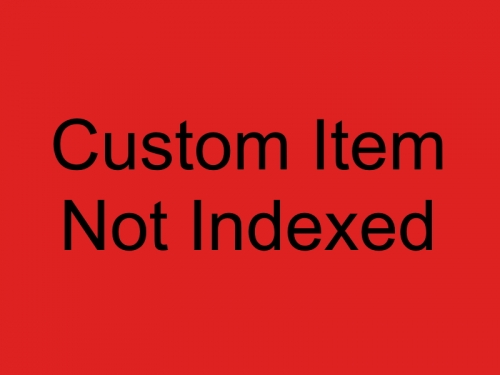 Picture Gallery for Custom 001 Not Indexed