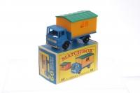 Matchbox #60b - Site Hut Truck - Blue