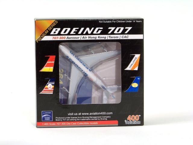 Picture Gallery for Aviation 400 AV4707013 Boeing 707-300
