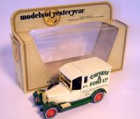 Picture Gallery for Matchbox Yesteryear Y5 1927 TALBOT VAN