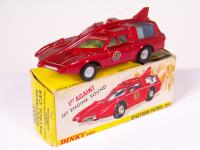Picture Gallery for Dinky 103 Spectrum Patrol Car