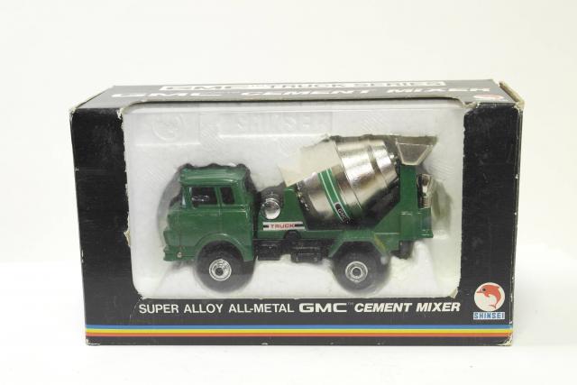 Picture Gallery for Shinsei 4216 GMC Cement Mixer
