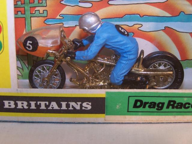 Picture Gallery for Britains 9683 Drag Racer