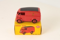 Dinky #260 - Royal Mail Van - Red/Black