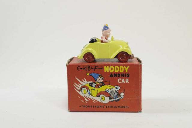 Picture Gallery for Morestone 331 Noddy and his Car