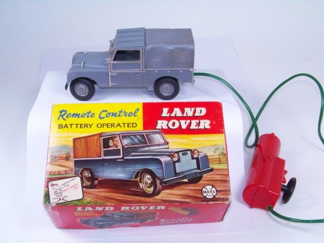 Picture Gallery for Marx LM6030 Land Rover