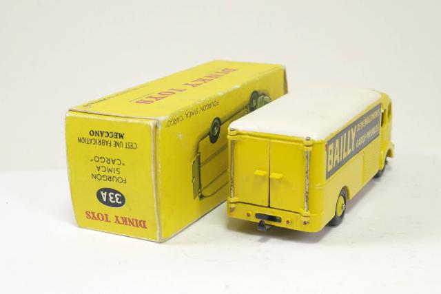 Model Building Beautiful 829d Vintage Dinky 33an Simca Cargo Mover Bailly Rpt Toys, Hobbies