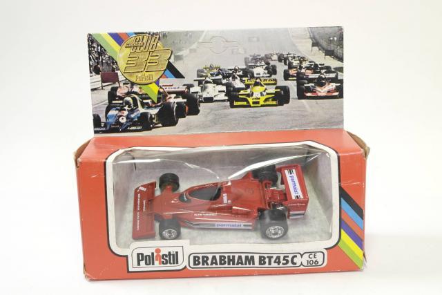 Picture Gallery for Polistil CE106 Brabham BT45C