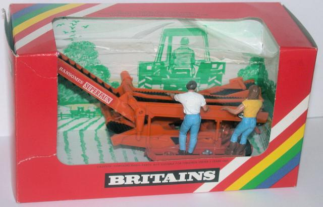 Picture Gallery for Britains Farm 9535 Potato Harvester