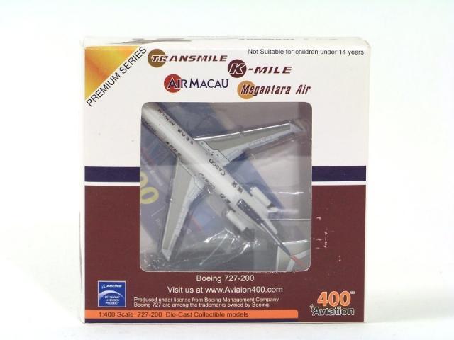 Picture Gallery for Aviation 400 AV4722010 Boeing 727-200