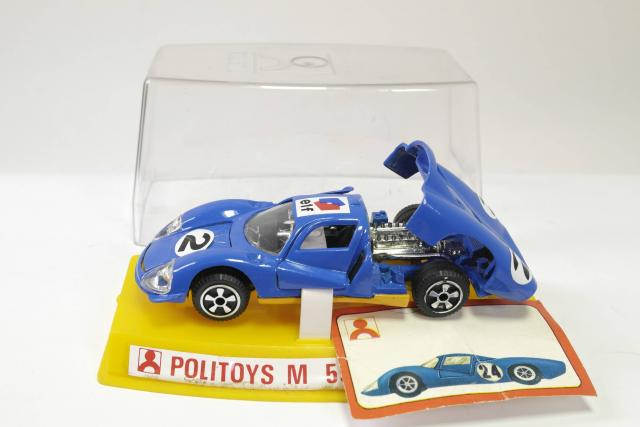 Picture Gallery for Politoys M595 Matra Sport