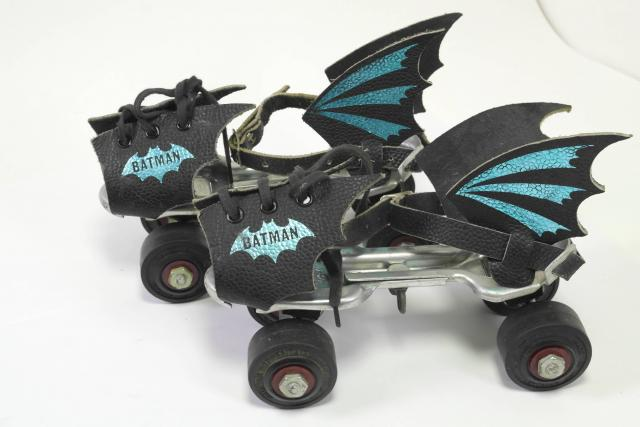 Picture Gallery for Warwick 1001 Batman Roller Skates