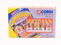 Picture Gallery for Corgi 2 Six Circus Figures