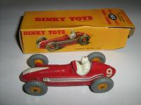 Picture Gallery for Dinky 231 Maserati Racing car