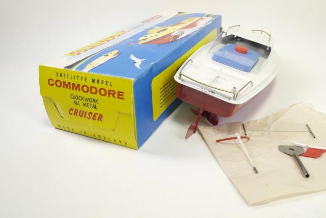 Picture Gallery for Sutcliffe 114 Commodore Cruiser