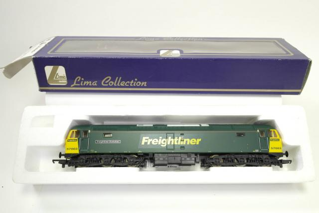 Picture Gallery for Lima L204689 Class 57 003 Diesel Loco