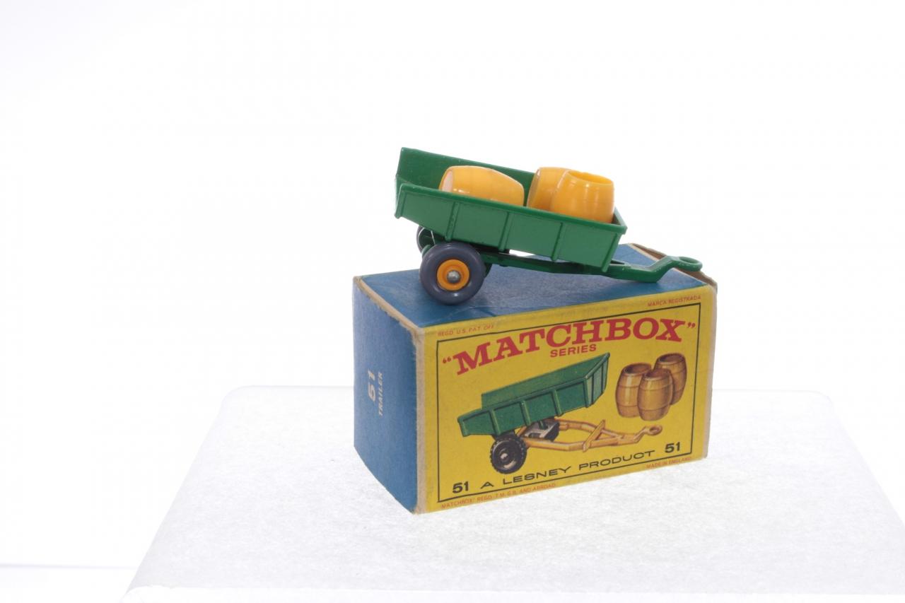 Matchbox Lesney  1 a Road Roller Empty Repro B Style Box