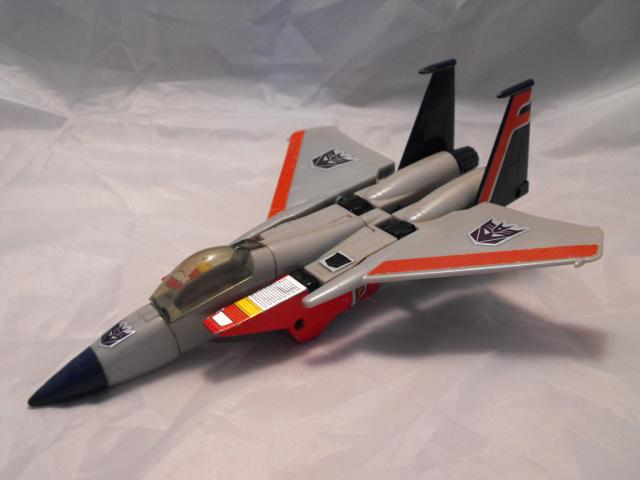 Picture Gallery for Transformers 22 Starscream