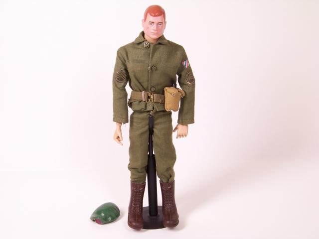Picture Gallery for GI Joe GIJ9992 Army Fatigues