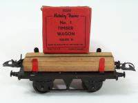 Picture Gallery for Hornby O 42230 No.1 Timber Wagon