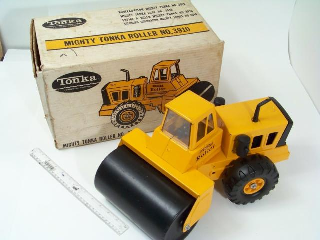 The Best and Most Comprehensive Tonka Steam Roller Truck ...