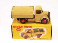 Picture Gallery for Dinky 252 Bedford Refuse Wagon