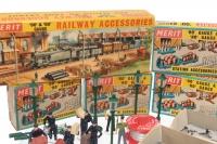 Merit #99999 - Railway/Station Accessories - Bulk Lot