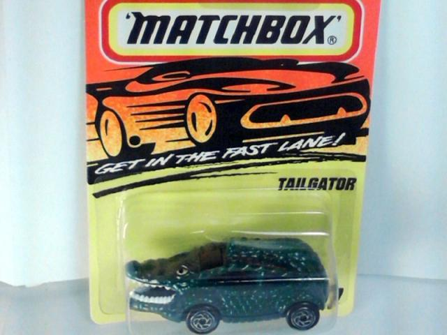 Picture Gallery for Matchbox 27 Tailgator