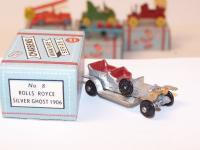 Picture Gallery for Charbens 8 RR Silver Ghost 1906