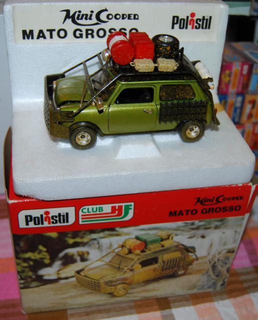 Picture Gallery for Polistil S28 Mini Cooper