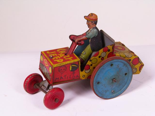 Picture Gallery for Fairylite 630 Tinplate Crazy Jeep