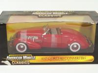 Picture Gallery for ERTL 32158 1937 Cord 812 Convertible
