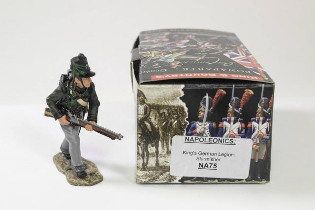 Picture Gallery for King  Country NA75 Kings German Legion - Skirmisher