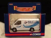 Picture Gallery for Corgi CC07806 Transit Van McCulla