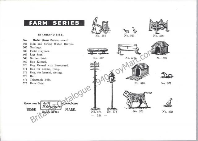 Picture Gallery for Britains Farm 566 Field Hayrack