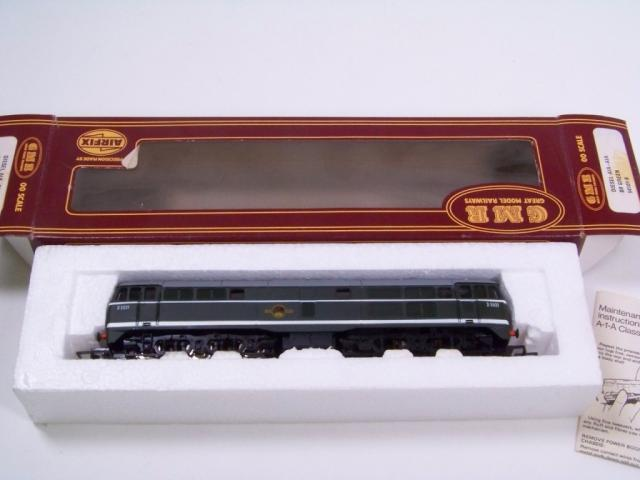 Picture Gallery for Airfix 54101 Diesel Loco