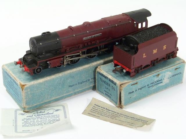 Picture Gallery for Hornby Dublo EDL2 Duchess of Atholl
