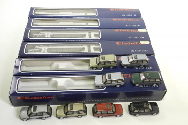 Picture Gallery for Electrotren 99999 Railway Items