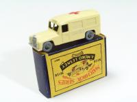 Picture Gallery for Matchbox 14a Daimler Ambulance