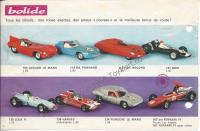 Picture Gallery for Solido 167 Ferrari F1