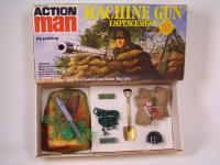 Machine gun Emplacement